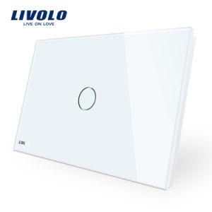 Livoloの高品質の製造業者の軽い手法の壁スイッチ(VL-C901-11/12)