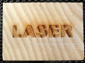 De professionele Ontworpen Machine van pvc van de Gravure van de Laser