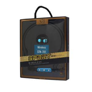 Новейшие портативные наушники беспроводной связи бусы магнитные спортивные наушники Stn-781