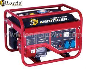 Возвратная 2.5kw Anditiger запускается генератор с бензинового двигателя Honda
