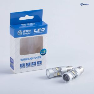 Cnlight alto brillo LED 1156 Auto Coche 12V de la luz de las luces de retroceso de copia de seguridad