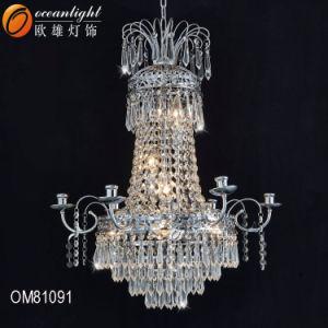 Cristal moderna travando luz pendente para decoração (OW119)