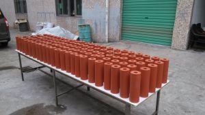 Rolo de silicone resistente a altas temperaturas para máquina de carimbar quente