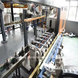 9つのキャビティ純粋な水プラスチックびんの吹く型機械