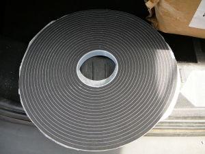 Waterdichte Hoge Band 2mm van het Schuim van pvc van de Vraag Enige Opgeruimde voor Pijp