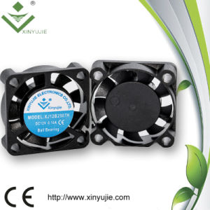 Qualität 2507 25X25X07mm Mini-Gleichstrom-Ventilator-industrieller Heißluft-Absaugventilator