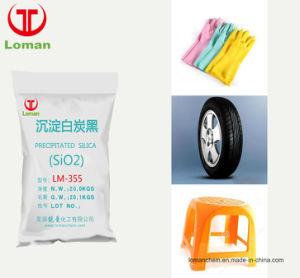 De gestorte Fabrikant van het Pigment van /Silica van het Dioxyde van /Silica van het Kiezelzuur in China