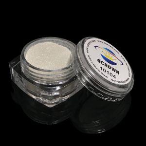 10104 het zilveren Witte Pigment van de Parel, het Zilveren Poeder van het Pigment van de Parel van het Kristal