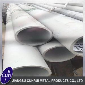 Précision sans faille de gros tuyau en acier inoxydable ASTM 304 316 tube