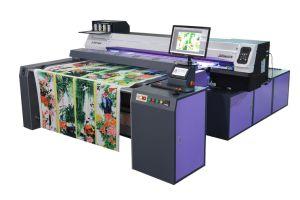 3D de gran formato de impresión digital textil de prendas de vestir para la impresión directa