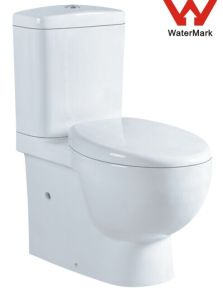 Влаги водяной знак современной из двух частей Wall-Faced туалет Suite