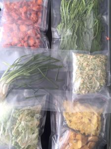 Tipo asciugatrice di verdure di sterilizzazione del traforo di Kwsg dell'alimento più asciutto di microonda