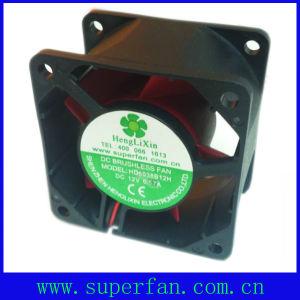 Les pièces automobiles ventilateur axial à roulement à billes, ventilateur de refroidissement