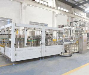 Automatique de 3 à 1 plastique liquide produit l'eau minérale de l'embouteillage de remplissage de l'équipement d'emballage l'eau potable Usine d'Embouteillage d'eau pure la machine