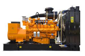 O CH4 acima de 35% Googol 300kw gerador de biogás