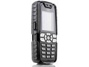 Im Freien schroffer Handy