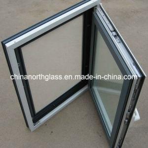 Finestra di alluminio piegante della rottura termica per la parete divisoria