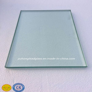 Lamellierenfeuerbeständiges/kugelsicheres x-Strahl-Glas