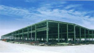 Edificio de acero de Preengineered/edificio de la estructura de acero (SS-159)