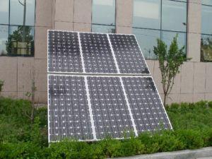 185w Mono Silicon Solar Panel