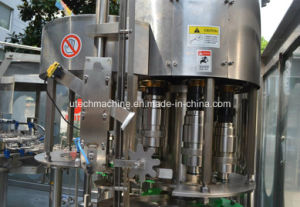 L'eau minérale Pet automatique Machine de remplissage / Machine de l'eau pure