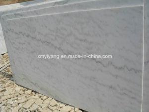 Populaire Opgepoetste Witte Marmeren Plakken (YQC)