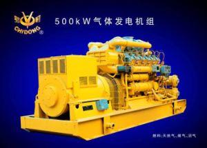 500kw de Reeks van de Generator van het Aardgas (190 reeksen)