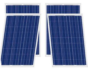 ToPolycrystalline SolarPanel-230wpughened Glas