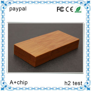 USB Flash Drive de 4GB Wood
