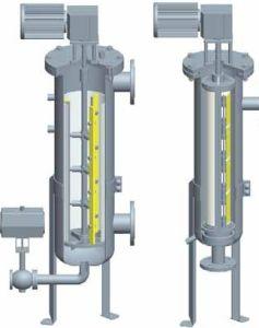 Aço inoxidável Selfcleaning Automática do Filtro de mel