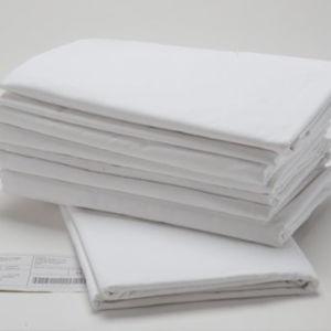 Hotel Barato Colección 180 Tc sábanas blancas& fundas de almohada