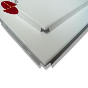 La Chine, revêtement de poudre de gros carrés plafond acoustique d'Aluminium Aluminium