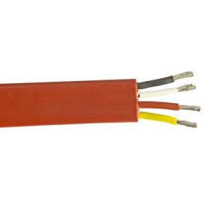 Два процессорных ядра силиконового каучука Insualtion кабель