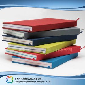 Управление канцелярские A5 PU мягкого покрытия Capacity Planner ноутбука (xc-stn-008)