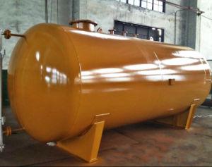 Qualidade elevada 42000L de diesel do tanque de armazenagem de combustível
