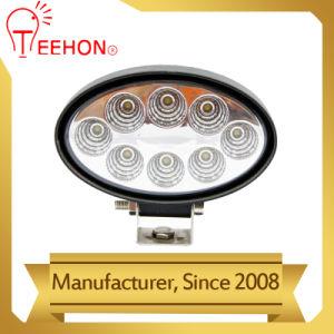 Las ventas de la luz de LED 24W Offroad luz LED de trabajo con EMC