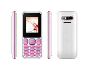 1.77'' barato OEM Teléfono móvil Teléfono Bar Qwe T12