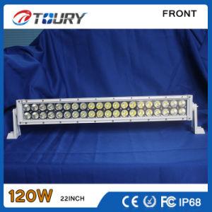 4D 120W 4X4のクリー族LED棒ランプのオフロード自動車LEDのライトバー
