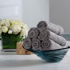 Espeso de color azul marino de cuerpo de algodón comercial toallas de baño