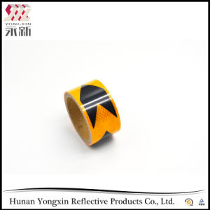 Hohe Intensitäts-prismatisches anhaftendes reflektierendes Aufkleber-Band für Sicherheits-Zeichen
