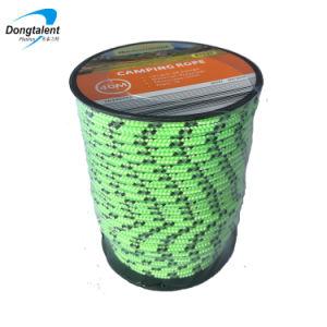 Commerce de gros en polypropylène tressé Polyester 1.5mm-20mm corde en nylon