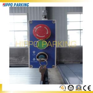 2本の柱車の駐車起重機か油圧駐車起重機