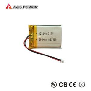 con le batterie 3.7V 530mAh dell'OEM Lipo di alta qualità IEC62133 per i giocattoli sexy