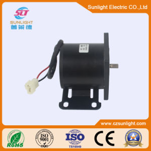 Utilizar piezas industriales 24V/12V/36V/180V/220V DC Motor de cepillo