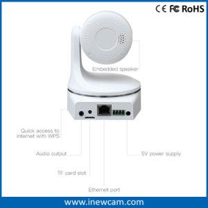 自動追跡の無線ホームセキュリティーのWiFi IP PTZのカメラ