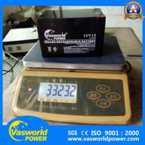 AGM 12V7.2ah свинцово-кислотного аккумулятора