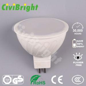 Lampen-Scheinwerfer des MR16 LED Birne PC Deckel-römischer Korn-LED