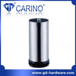(J044) haute qualité en acier inoxydable réglable de mobilier contemporain canapé jambes