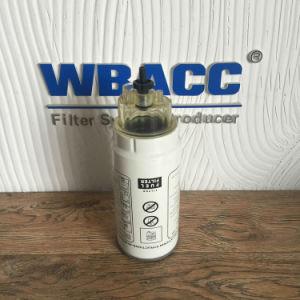 Chariot de l'huile de lubrification de l'air de pièces automobiles de l'eau pour filtre à carburant Mann pl420