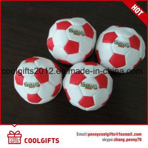 Couro Softpu mais recente Kick futebol, lidando com Hacky Sack Ball